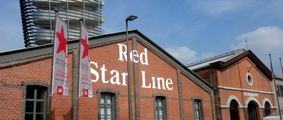 Antwerp: opening of the Red Star Line Museum