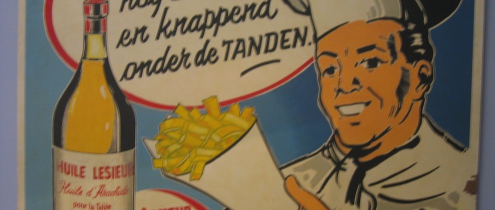 Story of the week: Going in search of the perfect chips in Antwerp, Flanders